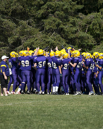 Huronia Stallions Football Club Barrie Ontario