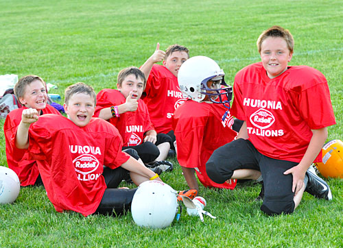 Huronia Stallions Football Games Schedules