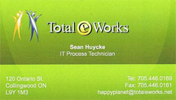 Total eWorks IT Process Technician